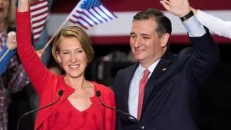 Ted Cruz Responds To John Boehner With A Really Weird (And False) Comeback