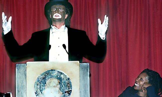 Ted Danson blackface