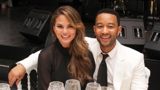 Chrissy Teigen Asked Twitter To Help Decorate A Cake, Which Will Surely End Well