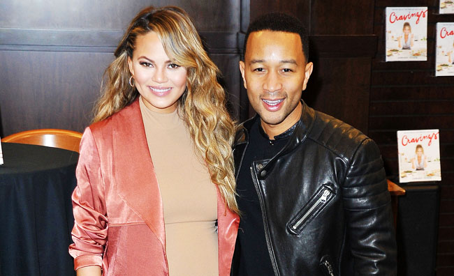 """Chrissy Teigen Book Signing For """"Cravings: Recipes For All The Food You Want To Eat"""""""