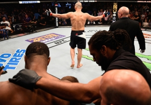 UFC On FOX 19 Results: Glover Teixeira Knocks Out Rashad Evans, Then Calls Out Anthony Johnson