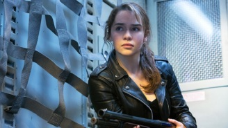 Emilia Clarke Isn't Interested In Any 'Terminator' Sequels. That Makes Two Of Us.