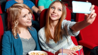 AMC Theaters Would Like To Clarify Its Position About Letting Screen-Addicted Teens Text During Movies