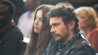 Pamela Romanowsky On Why Stephen Elliott Isn't Thrilled With Her And James Franco's 'The Adderall Diaries'