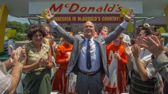 Michael Keaton Jumps Off The Screen In The New Trailer For 'The Founder'