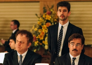 Colin Farrell Must Find Love Or Live Long Enough To Become A Crustacean In 'The Lobster'