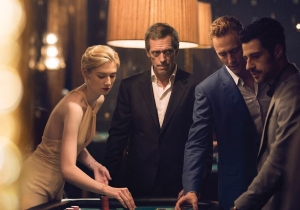 Review: Tom Hiddleston and Hugh Laurie play a spy game in 'The Night Manager'