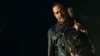 A Punk Icon Was Almost Cast As Negan On 'The Walking Dead'