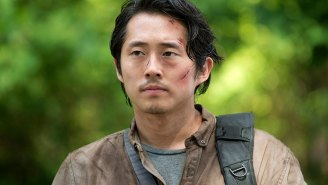 Steven Yeun Will Star In An Episode Of Jordan Peele's 'Twilight Zone' Revamp
