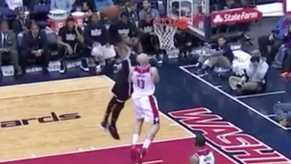 Thomas Robinson Rose Up For A Filthy Put-Back Jam On Marcin Gortat