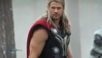 Want To Get In Shape Like Chris Hemsworth In 'Thor'? Here's All It Takes