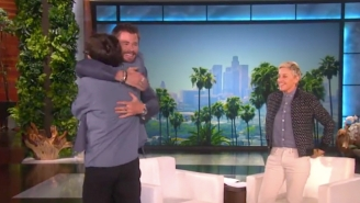 A Noble Teen Returned Thor's Wallet And Chris Hemsworth And Ellen Rewarded Him
