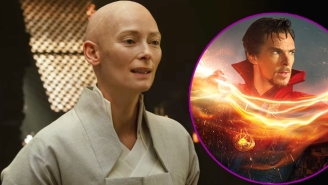 Marvel Explains Why A White Lady Is Playing The Ancient One In 'Doctor Strange'