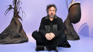 Tim Burton Is The Most Influential Director Of 2016, And He Hasn't Released A Film Yet