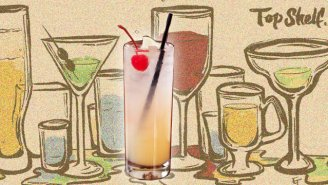 It's Time You Finally Learn How To Make A Perfect Tom Collins