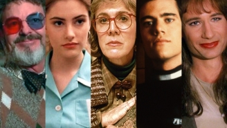 The 'Twin Peaks' revival just released the official cast list and it is totally insane