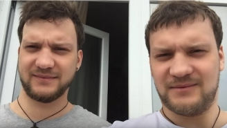 These Twins' Live Face Swap Will Make You Question Your Reality As You Know It