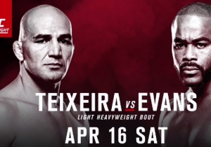 Glory Kickboxing, Bellator 152, And UFC On Fox 19: Saturday Night's All Right For Fighting