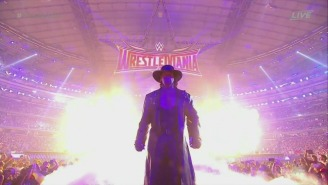 The Undertaker Hanging Out In Jerry Jones' Office Is The WrestleMania 32 Image You Needed