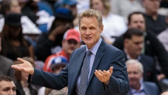 Steve Kerr Can't Decide Who Is 'Us' And 'We' Between The Warriors And '96 Bulls