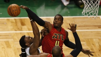 Atlanta Hawks Ride Brilliance From Paul Millsap And Their Defense To The Eastern Conference Semifinals