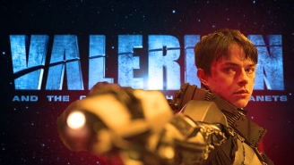 Here's The Far Out First Look At 'Valerian And The City Of A Thousand Planets'