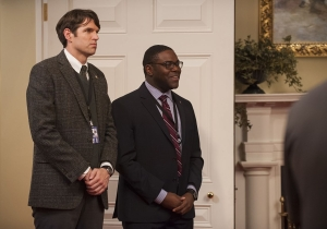 Season premiere review: 'Veep' still feels like 'Veep' even without Iannucci