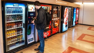 These Students Spending Six Minutes To Get Chips From A Vending Machine Will Help Reclaim Your Youth