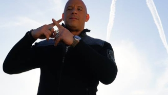 Vin Diesel Riled Up Chemtrail Conspiracy Theorists With A Harmless Photo