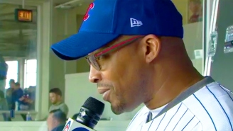 Warren G Sang 'Take Me Out To The Ballgame' At Wrigley Field And It Was A Total Disaster