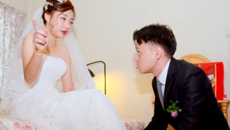 This Bride Shared Her Hilariously Bad Wedding Photos As A Cautionary Tale For Other Brides-To-Be