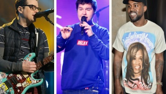 Listen To Weezer, Lukas Graham And The Albums You Need To Hear This Week