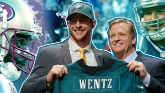 Carson Wentz Hopes To Join These NFL Greats Who Also Came From The FCS
