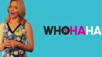 Elizabeth Banks wants to show you her WhoHaha and make you laugh