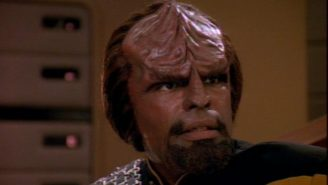 Star Trek's Klingon Language Is At The Center Of A Bizarre Legal Fight