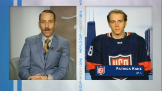 What Was The NHL Thinking When It Pegged Patrick Kane To Star In This World Cup Ad?