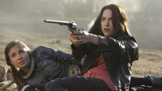 Seriously, you should be watching 'Wynonna Earp' AND trying to win their contest
