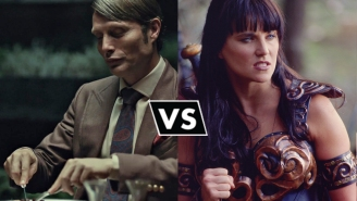 It's Xena vs. Hannibal in the final round of HitFix's Heroes vs. Villains showdown