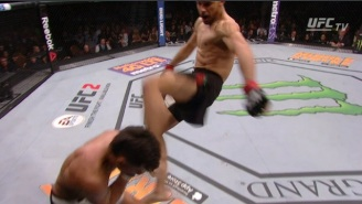 One Of The Best UFC Knockouts Of All_Time Just Happened At UFC 197