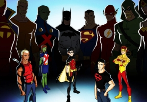 A Live-Action 'Titans' And A New 'Young Justice' Season Will Anchor A DC Comics Streaming Service