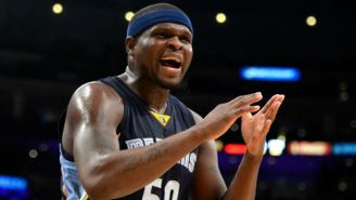 Zach Randolph Reached A Plea Deal On His Possession Of Marijuana Charge