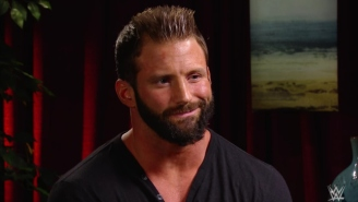Zack Ryder Opened Up About Having Cancer In This Fiery And Emotional Interview