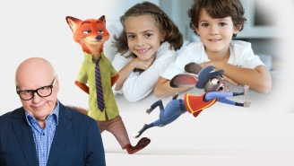 Childsplaining? Film Critic Responds To The Six-Year-Olds Who Wrote Him About Ruining 'Zootopia's RottenTomatoes Score