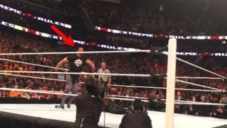 Relive Seth Rollins' Return At WWE Extreme Rules With This Sweet Front-Row View