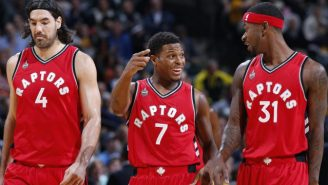 Luis Scola Explains Why He Doesn't Care If Kyle Lowry 'Misses Every Shot From Now On'