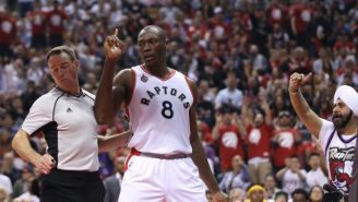 NBA Executives Say Bismack Biyombo Could Be Worth $17 Million A Year Or More