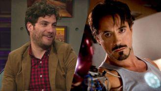 Adam Pally Gets Bizarre Late Night Texts From 'Big Papa' Robert Downey Jr.