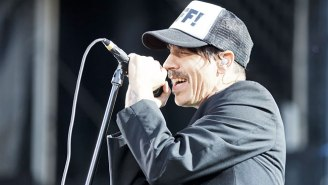 Anthony Kiedis Says He's Taking Care Of Himself While He Gets To 'Figure Things Out'