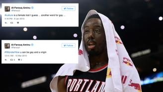 Trail Blazer Al-Farouq Aminu Posted Troubling Homophobic Comments On Twitter Five Years Ago