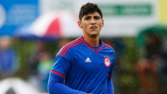 A Mexican Soccer Player Escaped His Kidnapping Like An Action Hero